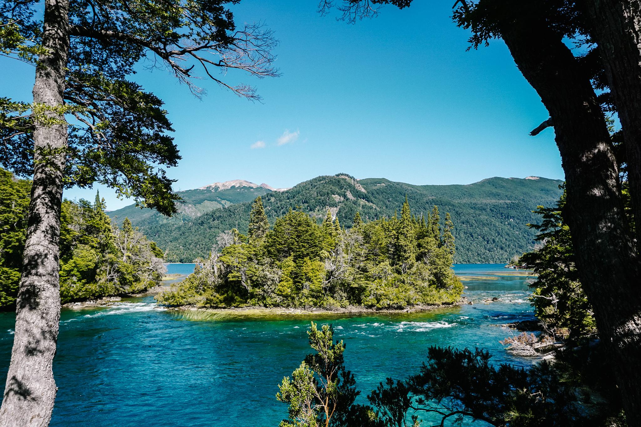 Nationale parken Argentinie Los Alerces