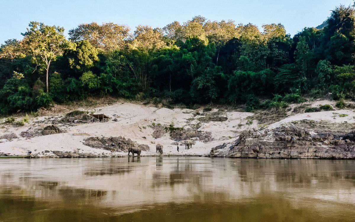 Mekong, mooiste plekken Laos