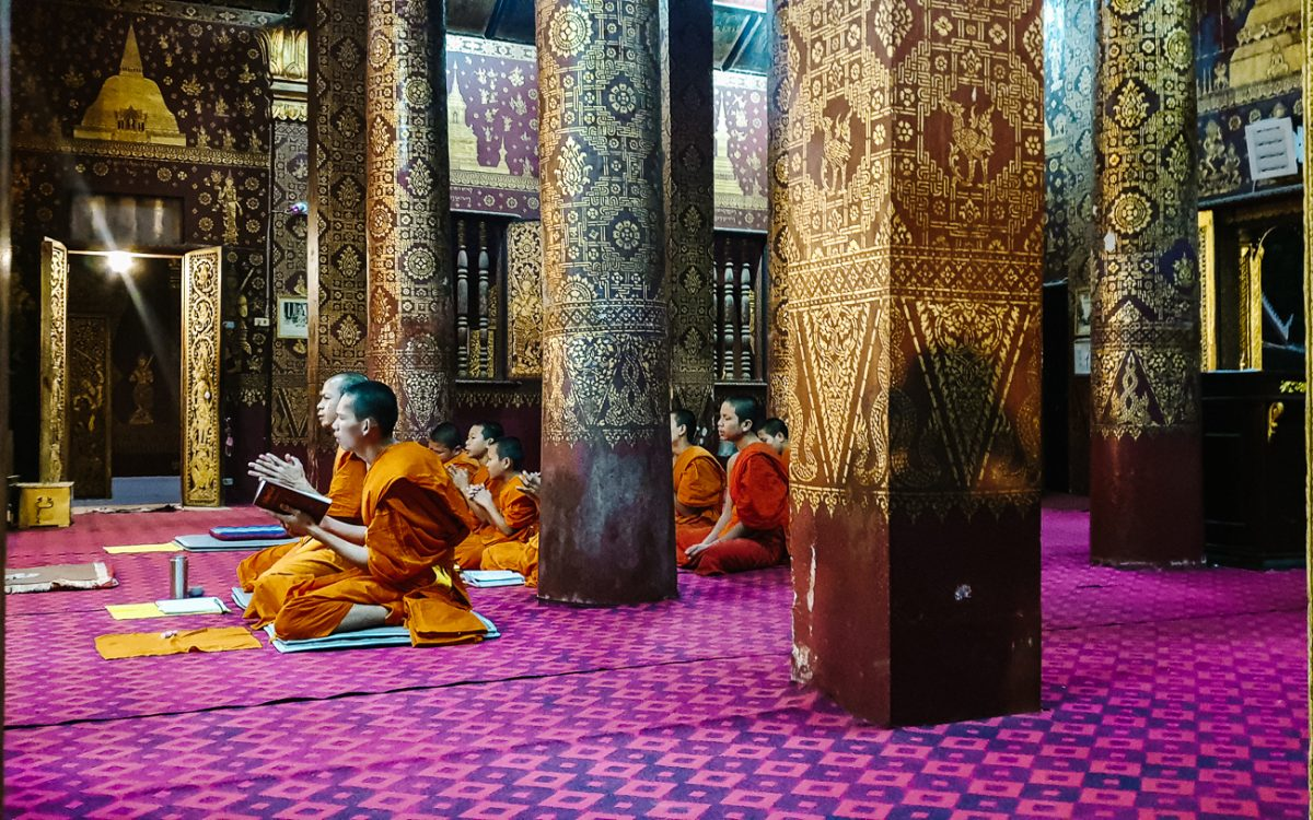 mooiste plekken Laos Luang Prabang