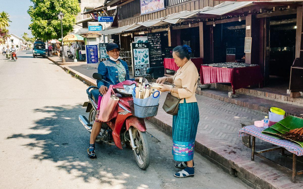 Laos lokale mensen