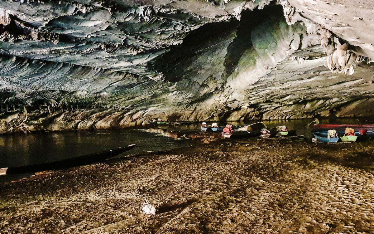 Konglor caves, een van de mooiste plekken Laos