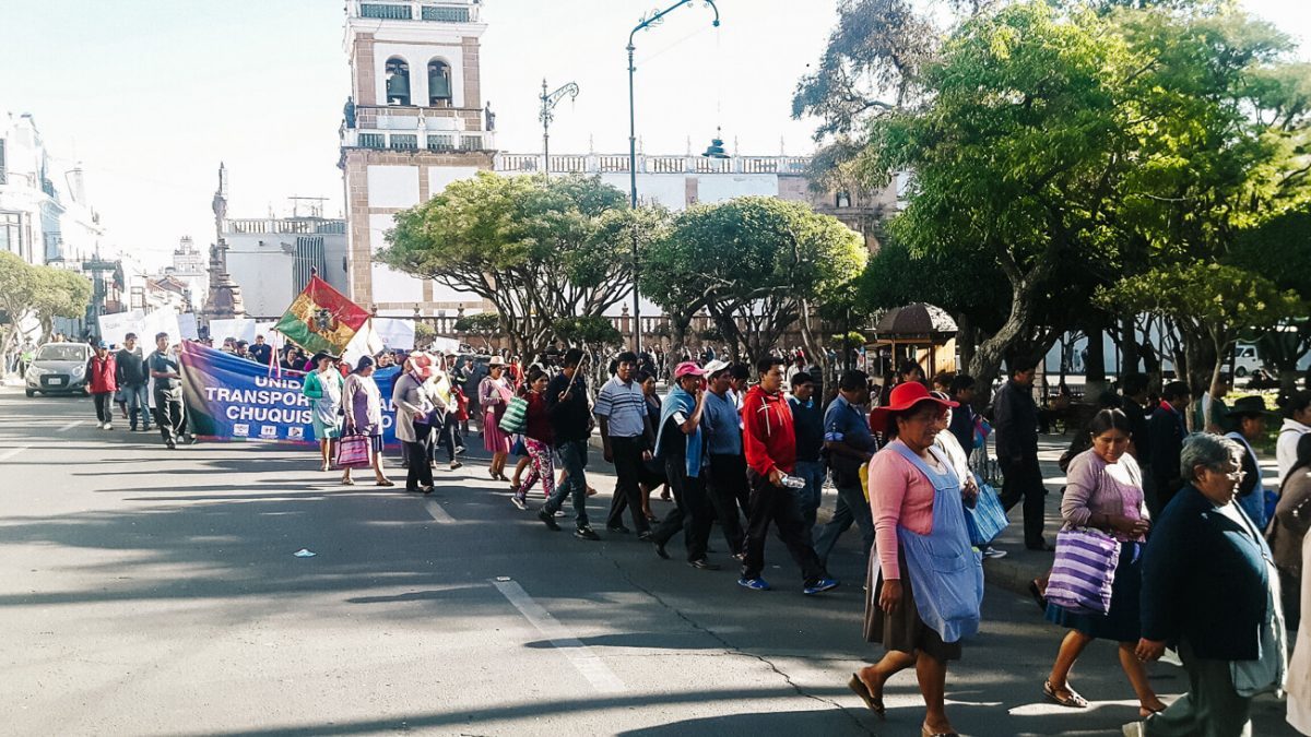 How safe is Bolivia
