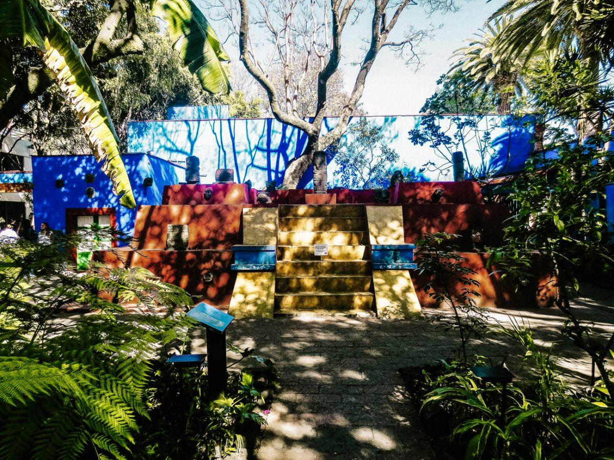 Frida Kahlo huis & museum