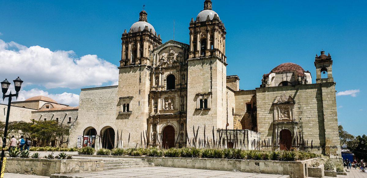 Oaxaca central square