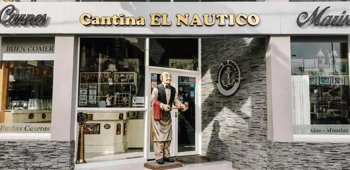 Puerto Madryn restaurants cantina nautica