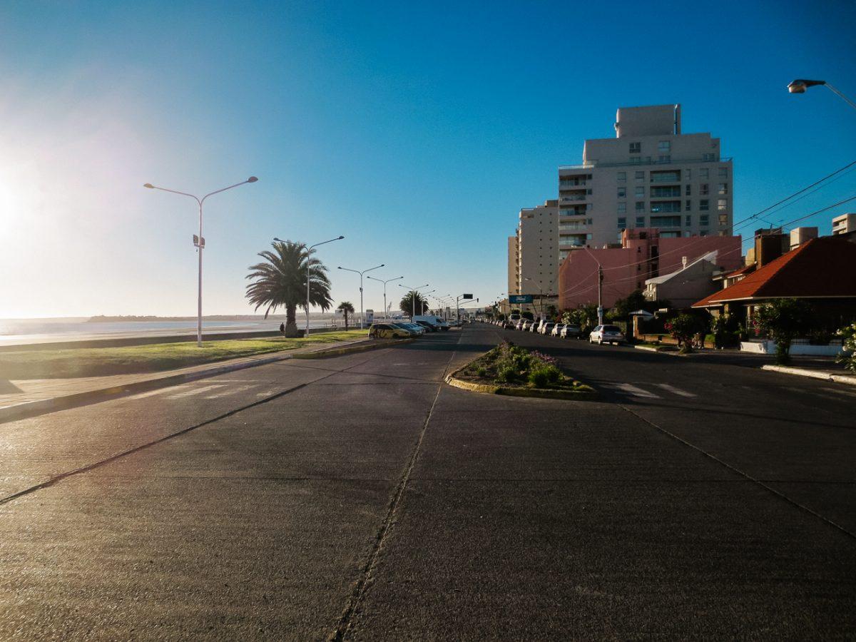 Puerto Madryn city
