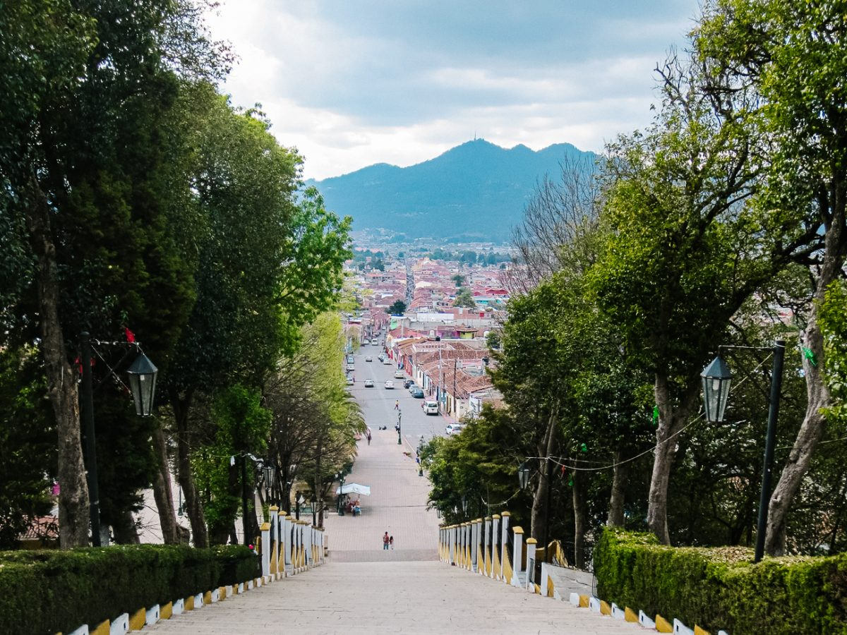 things to do in San Cristobal - viewpoint
