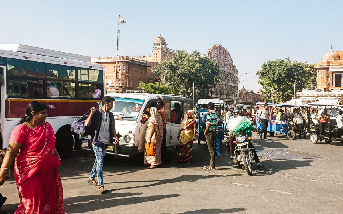 Streetlife Jaipur