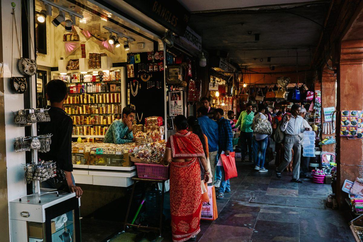 Jaipur-bazaar