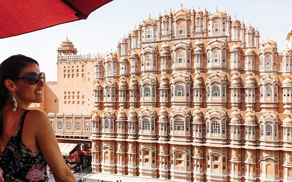 Jaipur India Hawa Mahal