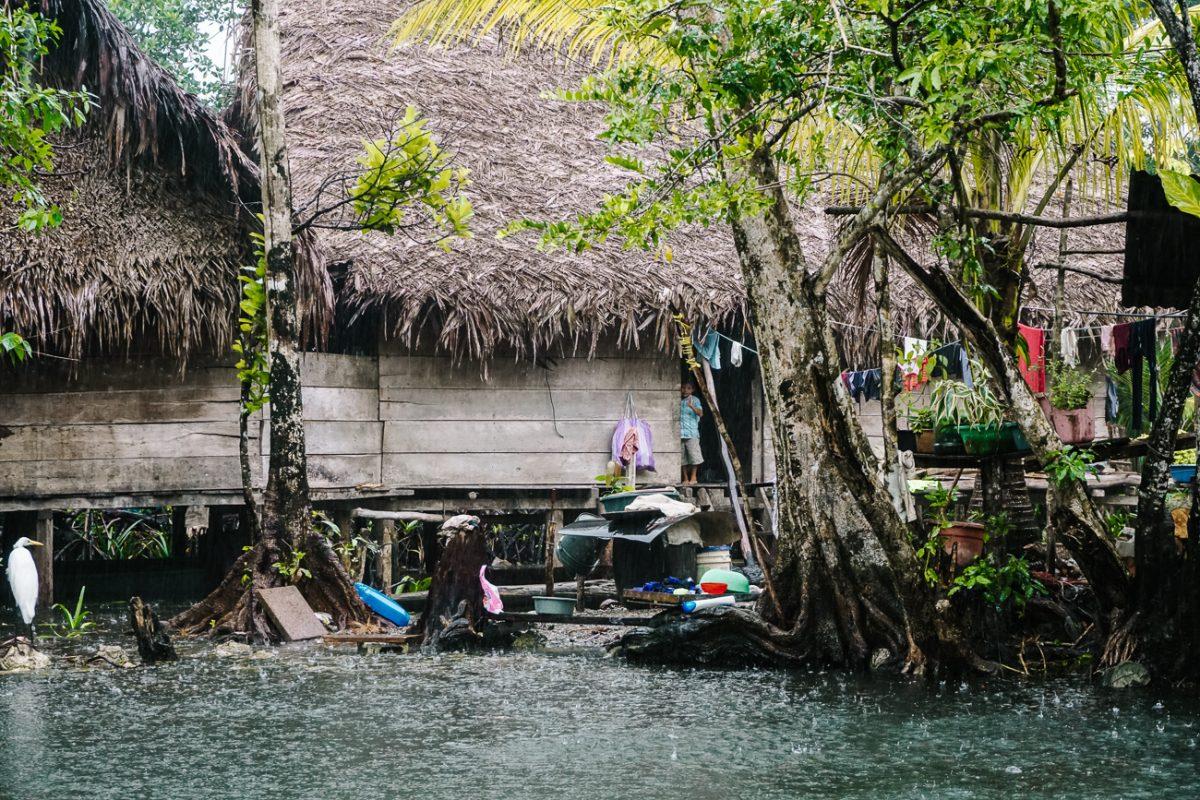 Rio Dulce Livingston boat trip