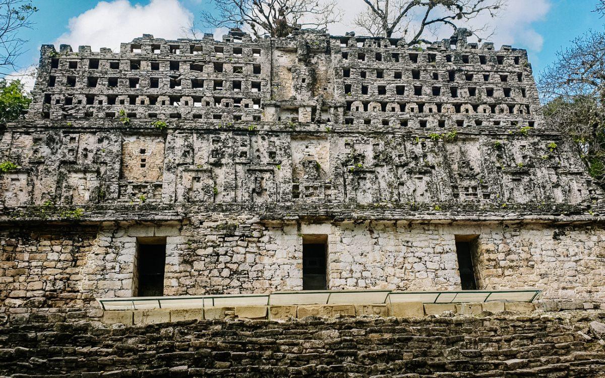 Palacio del Rey, Yaxchilan Mayan ruins