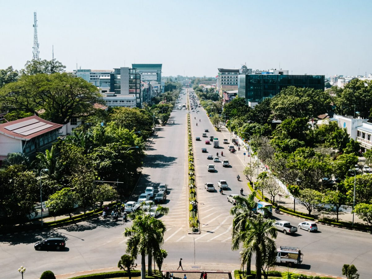 Best things to do in Vientiane   Patuxai view