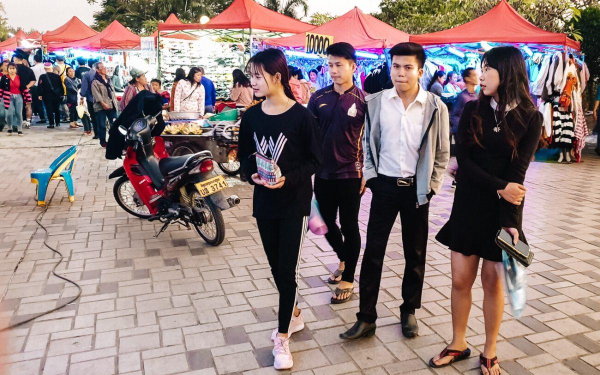 Things to do in Vientiane   Nightmarket