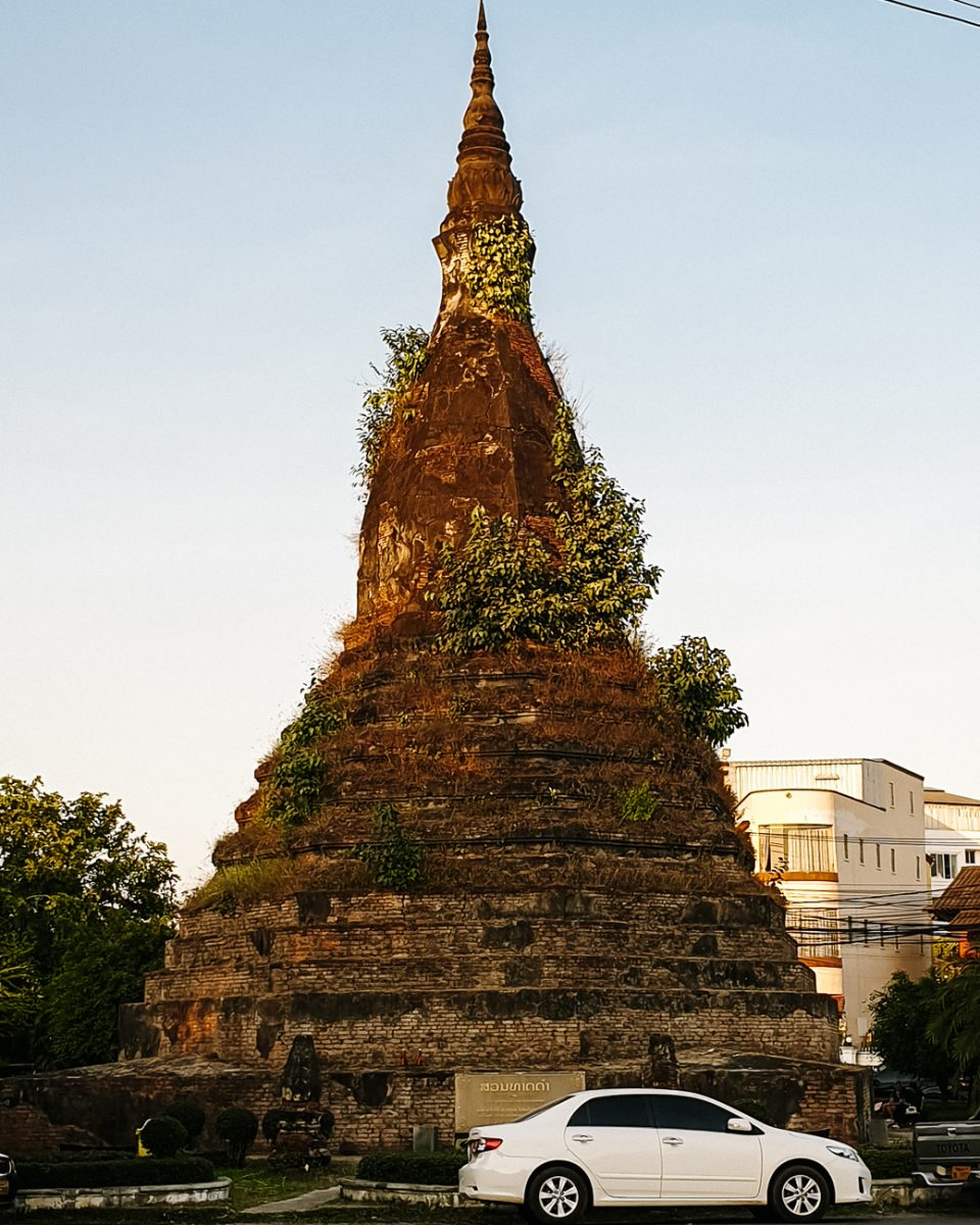 What to do in Vientiane   That Dam