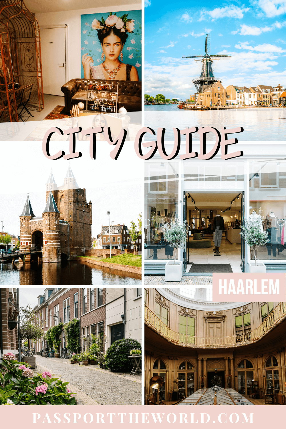 Discover the best things to do in Haarlem!