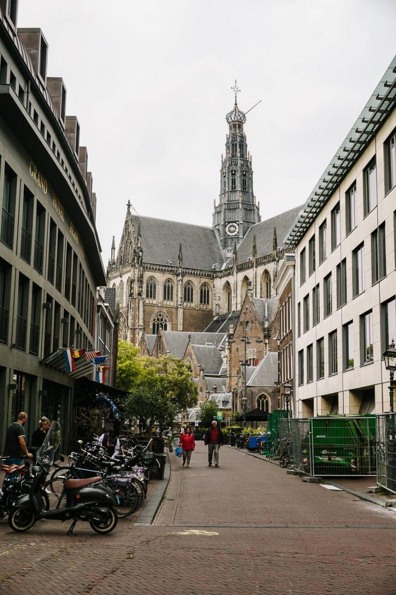 Sint Bavo kerk & grote markt