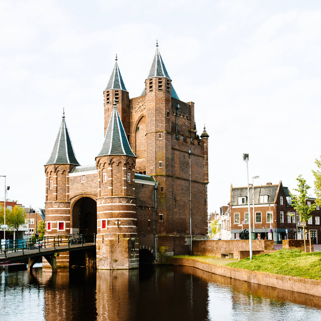 Amsterdamse poort | what to do in Haarlem
