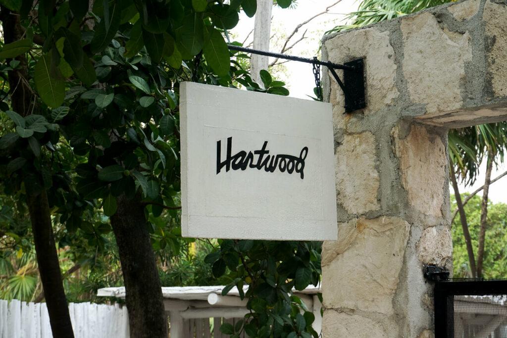 Hartwood restaurant in Tulum