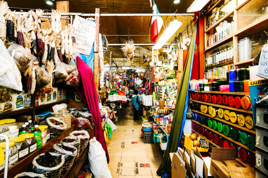top tips for Mexico, visit Oaxaca markets