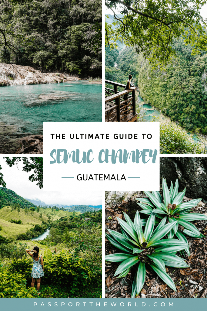 What to do in Lanquin | 8x tips for Lanquin, the caves, hotels and things to do in Semuc Champey, the famous natural wonder of Guatemala.