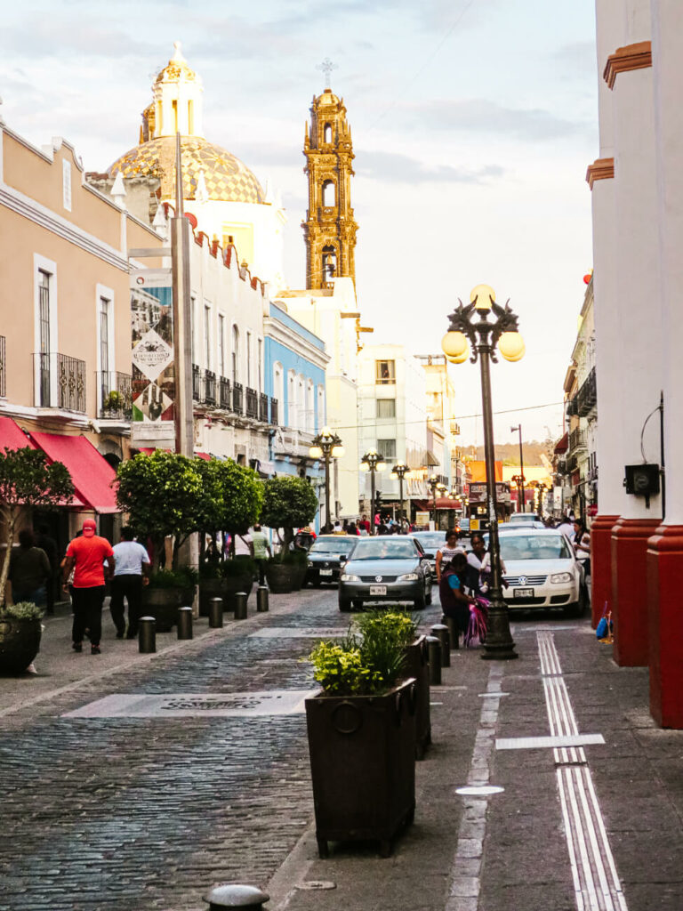 discover the attractions of Puebla during your trip to Mexico