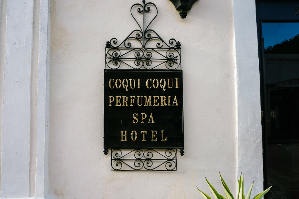 Enter the Coqui Coqui Farmacia Perfumeria, one of the things to do in Valladolid in Mexico