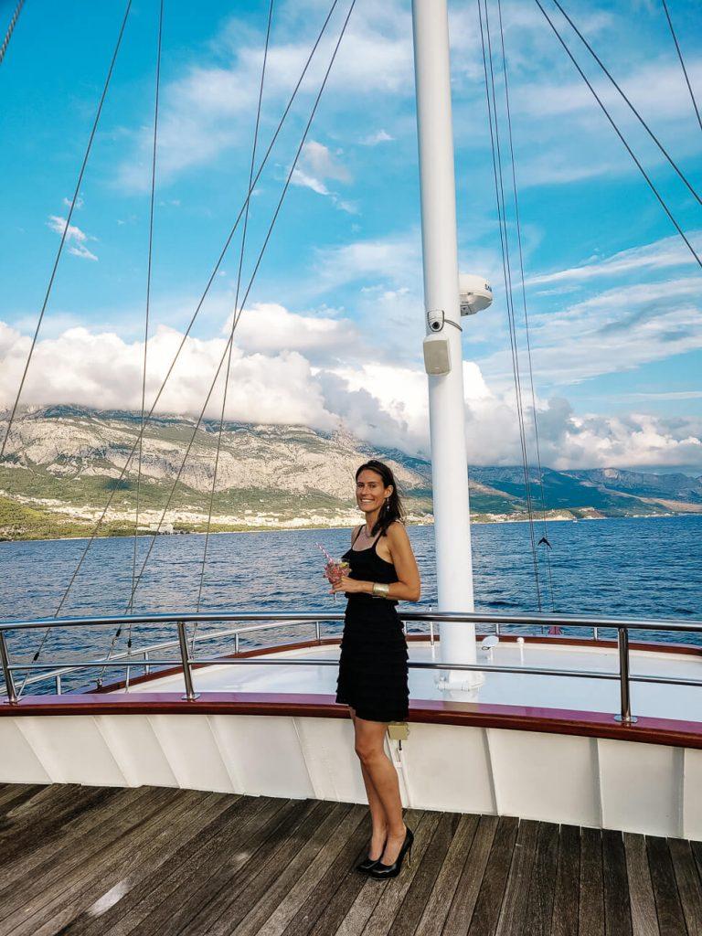 Deborah op Almissa, Sail Croatia