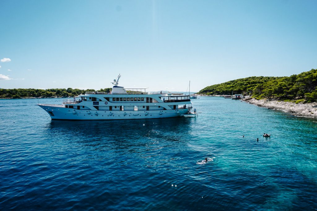 Sail Croatia, langs de Dalmatische kust