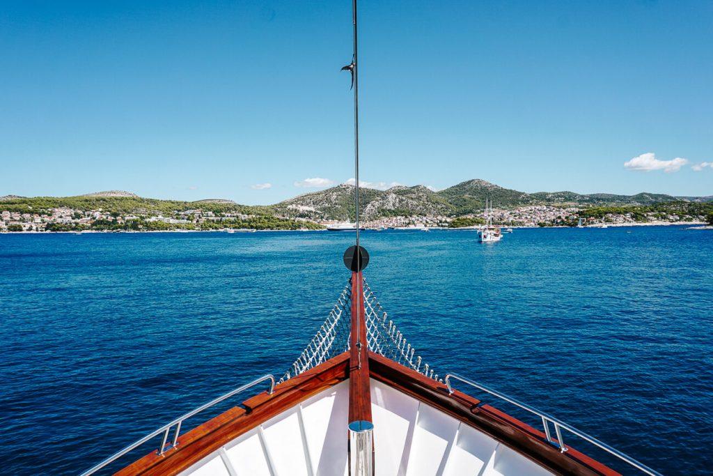 explorer cruise van Sail Croatia, cruise in Kroatie