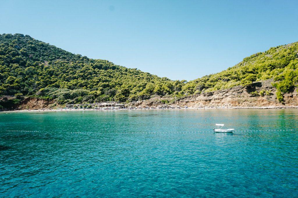 lopud eiland, dalmatische kust