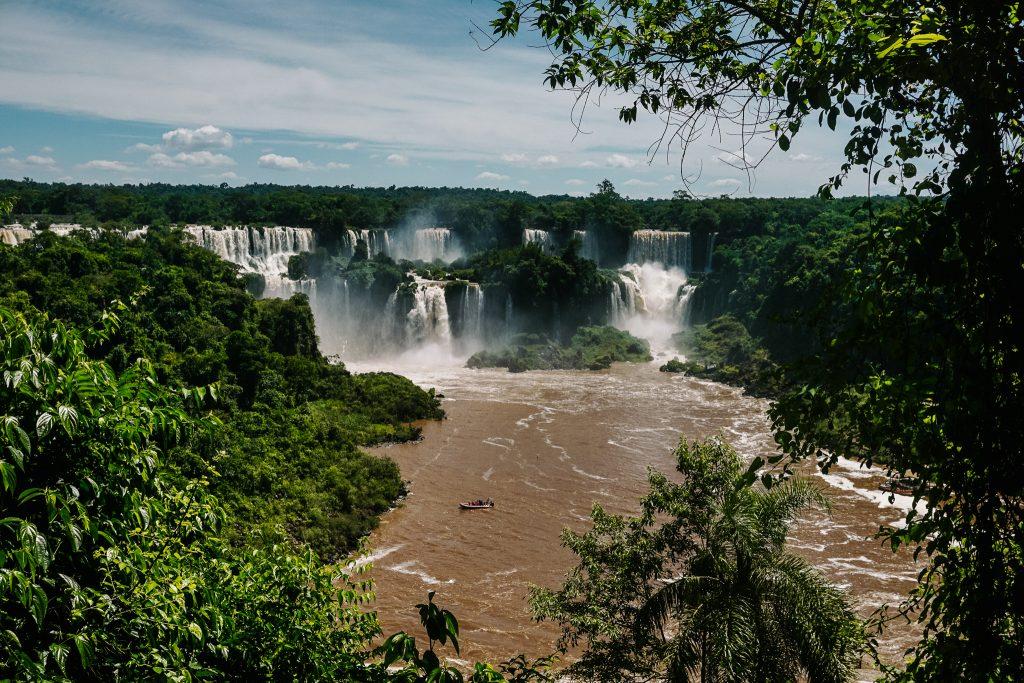 wat te doen in argentinie   de watervallen van Iguazu