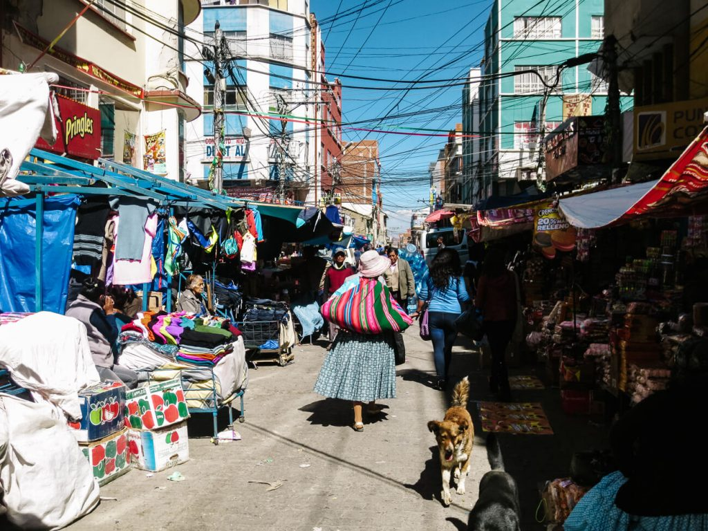 Places to visit in Bolivia | La Paz