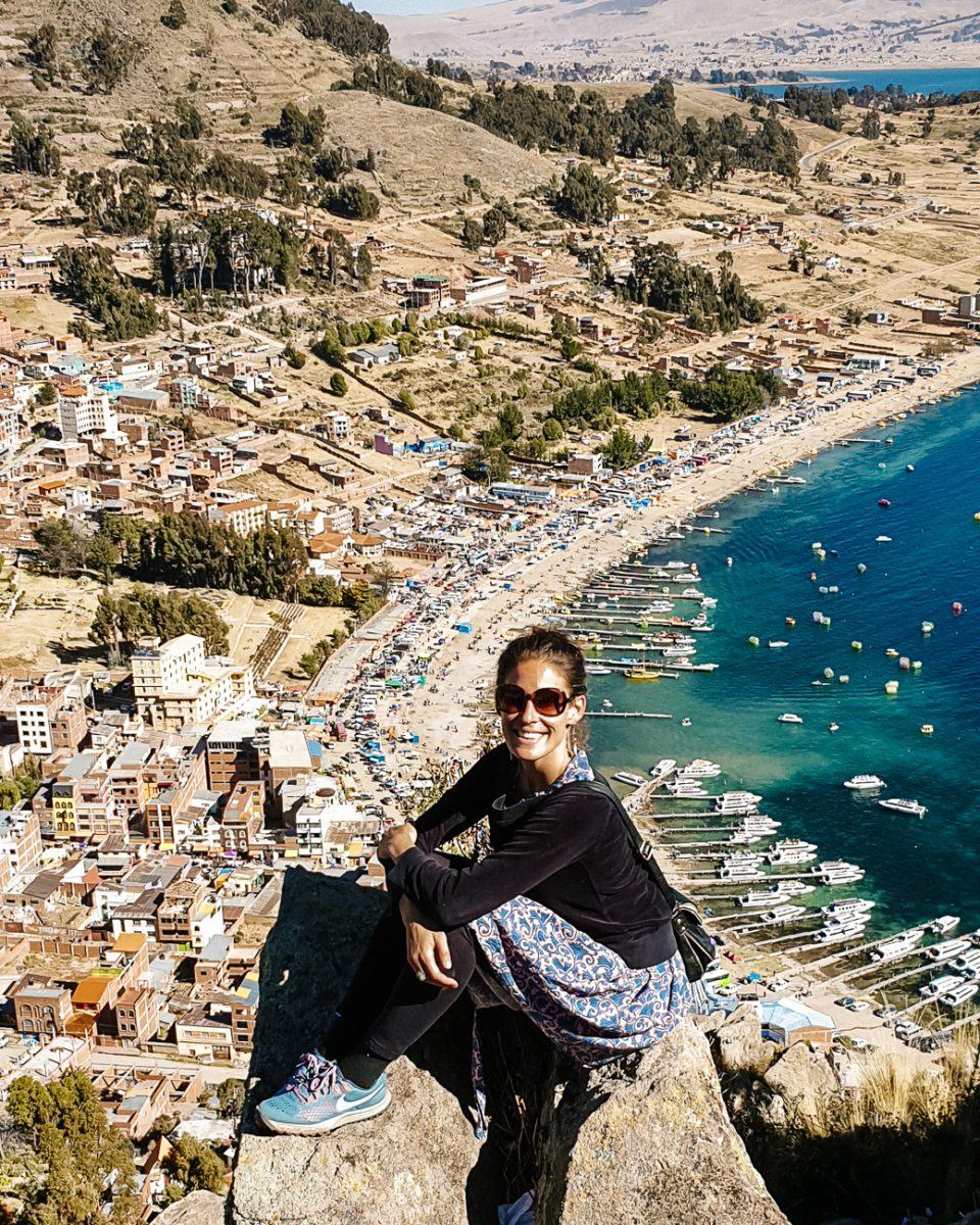 Best things to do in Copacabana Bolivia - Cerro Calvario