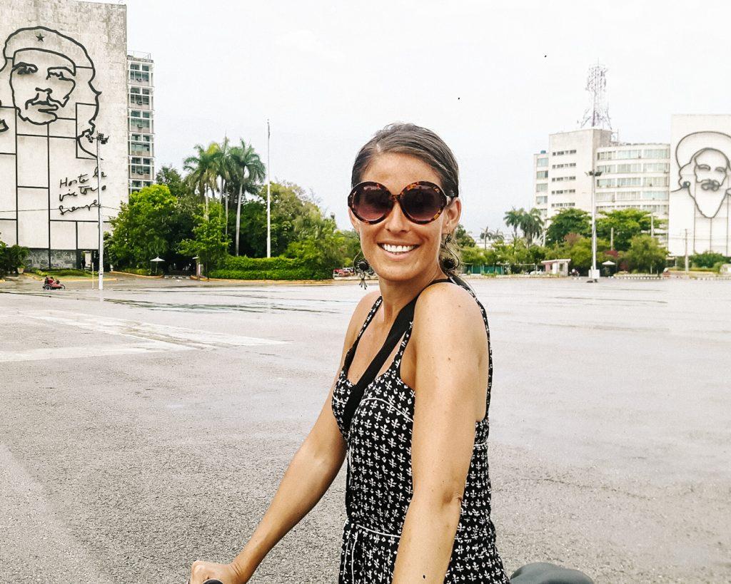 Cuba tips een fietstocht door Havana