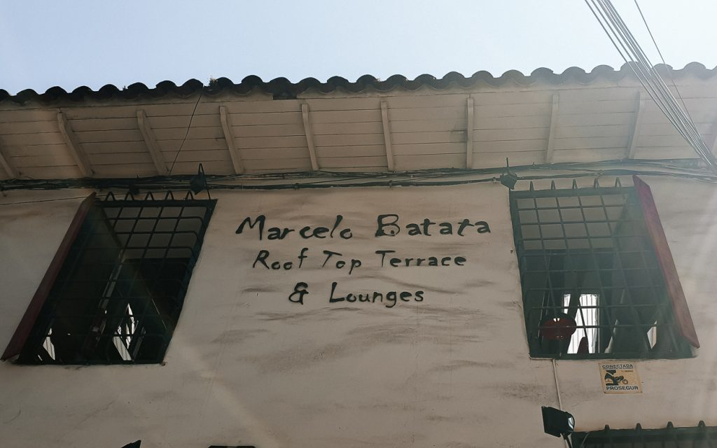 Restaurants in Cusco Marcelo Batata