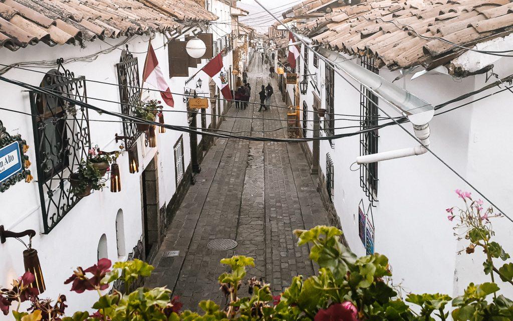 best shopping in Cusco Peru latelier