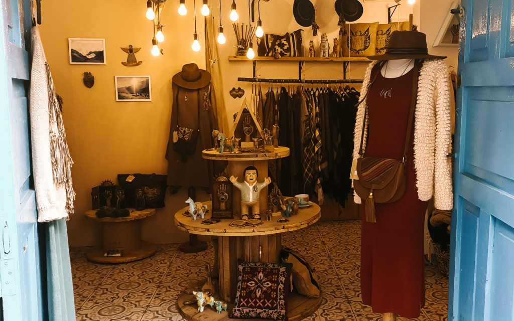 concept stores Peru