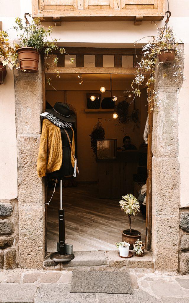 best shopping in Cusco Peru