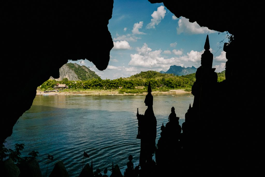 Pak Ou caves places to see in Laos