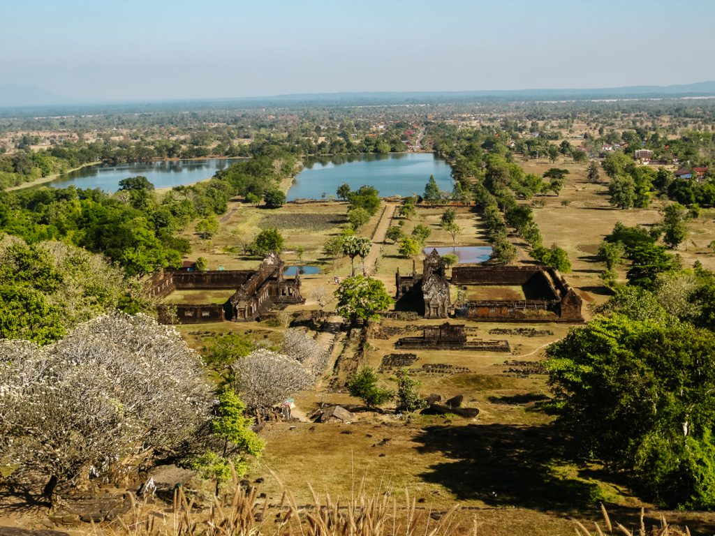 South Laos Highlights Wat Phu