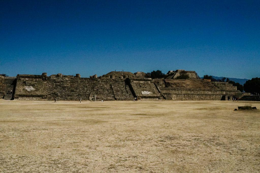 publieke gebouwen archeologische site