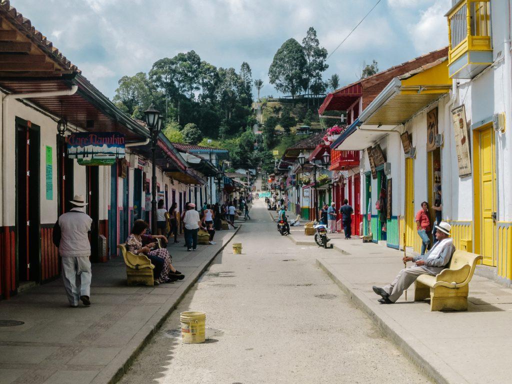 salento, een van de mooiste plekken in Colombia