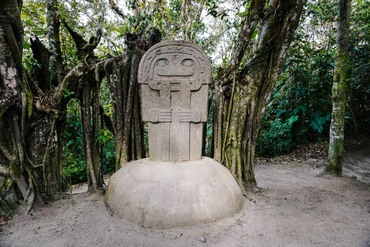 San Agustín Colombia | Colombia archeologische tips