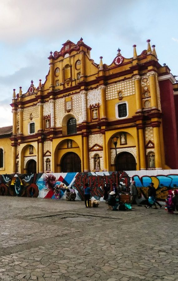 What to do in San Cristobal - city center