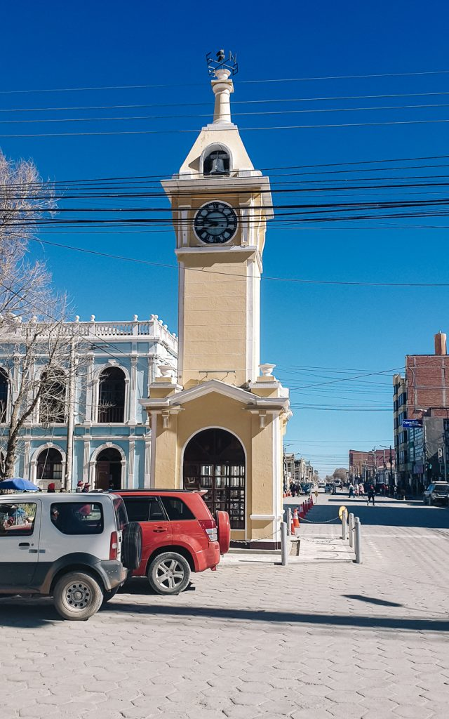 Big Ben in Bolivia