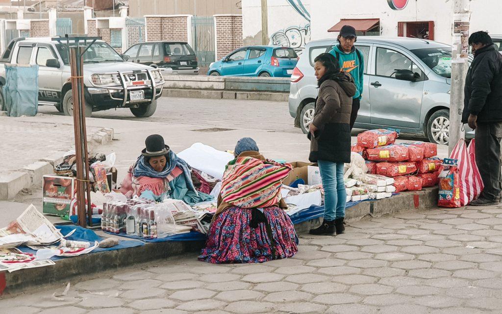 marktleven Uyuni