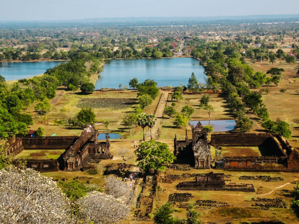 Wat Phu Champasak view
