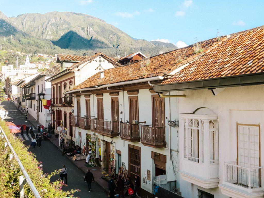 WColombia steden | Bogota