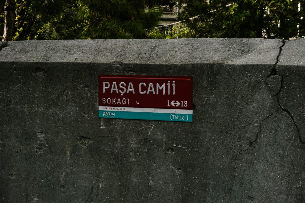 directions Pasa Camii